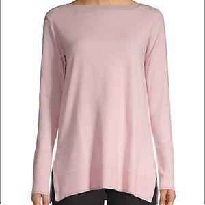 IMNYC Isaac Mizrahi Boatneck Long-Sleeve Sweater